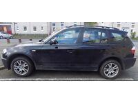 BMW X3 2l DIESEL 2005 - E83 - SALE or SWAP