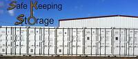 Sealed Container Storage for Rent Available Now!