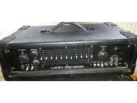 Laney 150W Bass Guitar Amplifier with Graphic Equaliser
