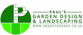 Complete Garden Services by a local gent AUTUMN / WINTER PREPARTIONS