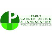 Complete Garden Services by a local gent