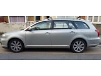 Toyota AVENSIS 2008 car for sale in good working condition