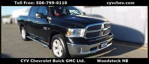2013 Ram 1500 Crew Cab Big Horn - 20s, Dual Exhaust & Bucket Sea