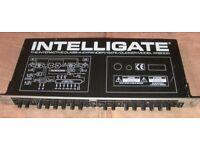 Behringer INTELLIGATE XR2000 Interactive Class-A Expander / Gate / Ducker