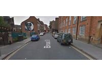 Nottingham City Centre Car Parking Space - Secure and Very Central