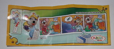 """Bpz """"Mouse Doctors"""" Varianten Zettel ( langes Krankenblatt )"""