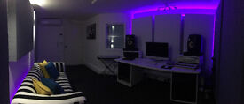 Brand New West London Music Recording Studio TIMESHARE to Let £199-400 pcm