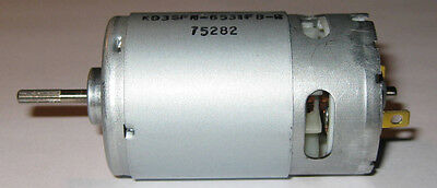 12v Dc Motor For Traxxas Rc And Power Wheels - Powerful Fan Cooled High Speed