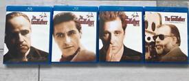 Blu Ray Godfather trilogy
