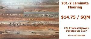 Reduced to Clear:    Laminate Flooring  $14.75 / SQM Greater Dandenong Preview