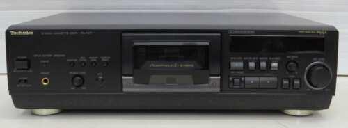 Technics RS-AZ7 Stereo Cassette Tape Deck Professionally Serviced 1996