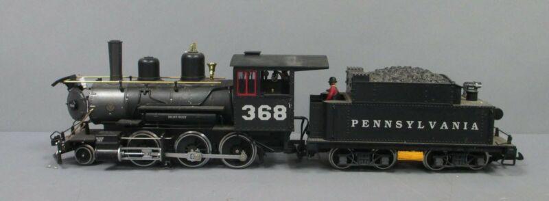 LGB 23191 G Scale PRR Mogul Steam Loco And Tender/Box