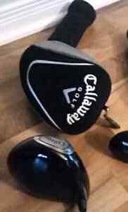 Full 11 Club Golf Set - RH - Nike, Callaway, Odyssey Gatineau Ottawa / Gatineau Area image 5
