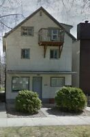 Bright and Clean in St Boniface! Renovated 2-bdrm. For Aug. 1ST