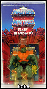 Faker, Fakor Masters of the Universe MOTU sealed Le Faussaire