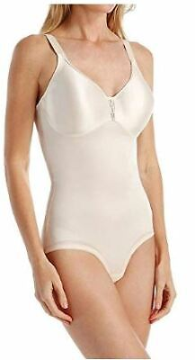 - Va Bien IVORY Seamless Minimizer Bodysuit, Size US 42D