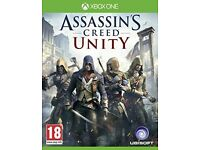 Assassin's Creed Unity Redeemable Code