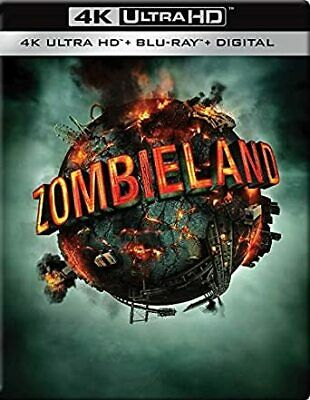 New SteelBook Zombieland (4K / Blu-ray + Digital)