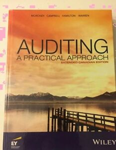 Auditing: A practical approach, 1st & Extended Canadian edition