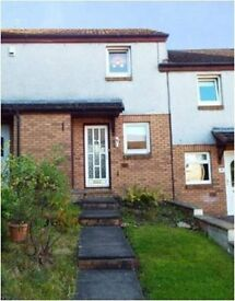Furnished 2 bed (1x db, 1x sgl) house for rent. Near Monklands Hospital