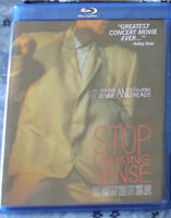 Talking Heads – Stop Making Sense Blu Ray Concert Film