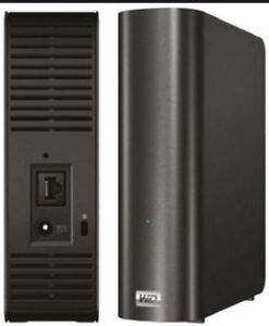 WD My Book 1TB HDD Storage NAS LAN Ethernet