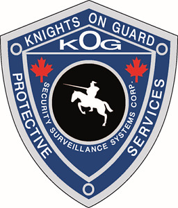 Knights on Guard Job Fair - Security Guards Needed! September 30