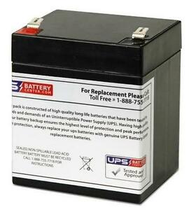 Ansul Alarms Replacement Battery