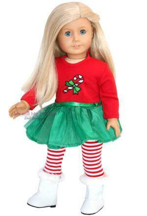 American Girl Doll Holiday Dress Ebay