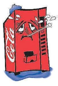 Vending Machine Refrigeration - Repair and Service