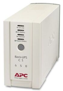 UPS Backup Power Supply Battery