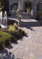 UNI STONE (Pave uni) - RETAINING WALL - CEMENT - LANDSCAPING