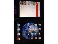 iPhone 5c blue + iPad 1st gen + iPad mini