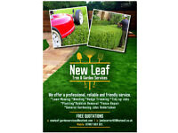 🌿New Leaf Tree & Garden Services🌿