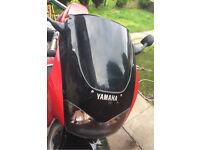 1998 YAMAHA YZF THUNDERACE 1000cc.