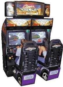 ARCADE DRIVING GAMES  - SINGLE & TWINS & MUCH MORE Windsor Region Ontario image 7