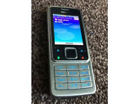 Nokia 6300 fully working on o2/giffgaff
