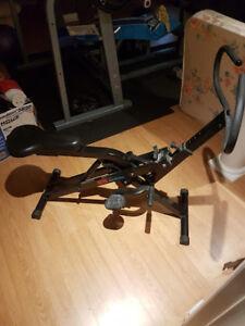keys aeromotion exercise machine