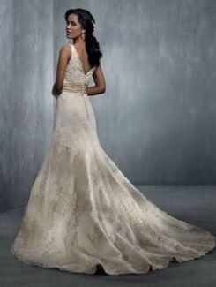 Alfred Angelo Tia Wedding Dress