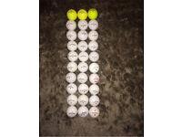 30 Callaway Golf Balls