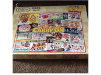 Brand new and sealed Carry On jigsaw puzzle