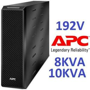 NEW APC SMART-UPC SRT BATTERY PACK SRT192BP2 233244917 192V 8KVA AND 10KVA UNINTERRUPTIBLE POWER SUPPLY