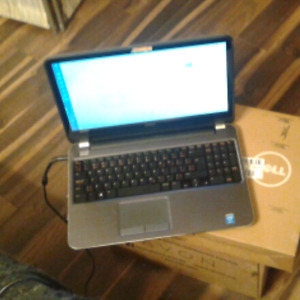 "Dell Inspiron 15.6"" Laptop  i5 8GB RAM 1TB HDD Windows 10 Pro"