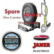 Spare wheel tire carriers caravan and motorhomes Apollo Bay Colac-Otway Area Preview
