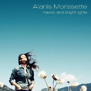 ALANIS MORISSETTE Havoc And Bright Lights CD BRAND NEW