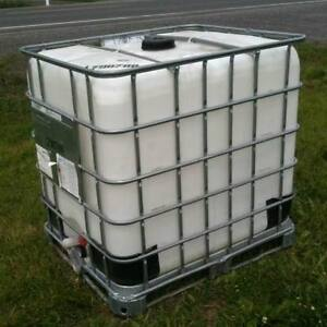 Water Container - Totes  1,000 Liters/250 US Gallons - FALL SALE