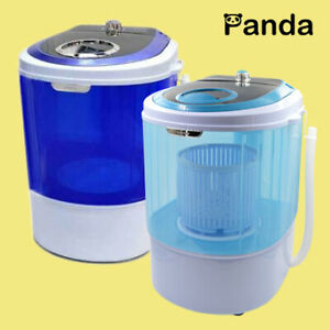 Super Sale★ Panda Compact Portable Washing Machine10lbs Capacity