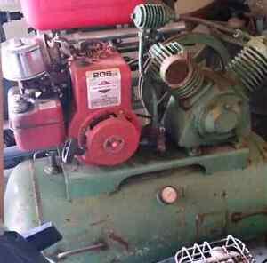 Older gas compressor