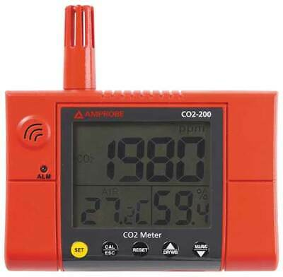 Amprobe Co2-200 Carbon Dioxide Meter380 To 2000 Ppm