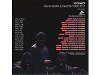 2x Stormzy tickets Nottingham rock city